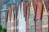 Maisons hanséatiques — Photo