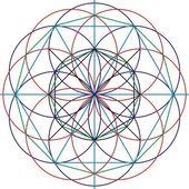 геометрические конструкции — Cтоковый вектор