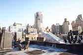 Rooftops of Manhattan — Stock Photo