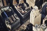 Overlooking New York City — Foto de Stock