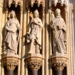 Neo-Gothic Statues of Saints — Photo #23707161