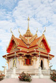 Sanctuary of Truth and Monument in Ubonratchanee, Thailand — Foto de Stock