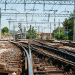 Stockfoto: Train station