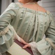 A Historical Woman — Stock Photo