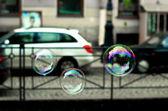 Bubble blower — Stock Photo