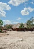 Mexican village — Stock Photo