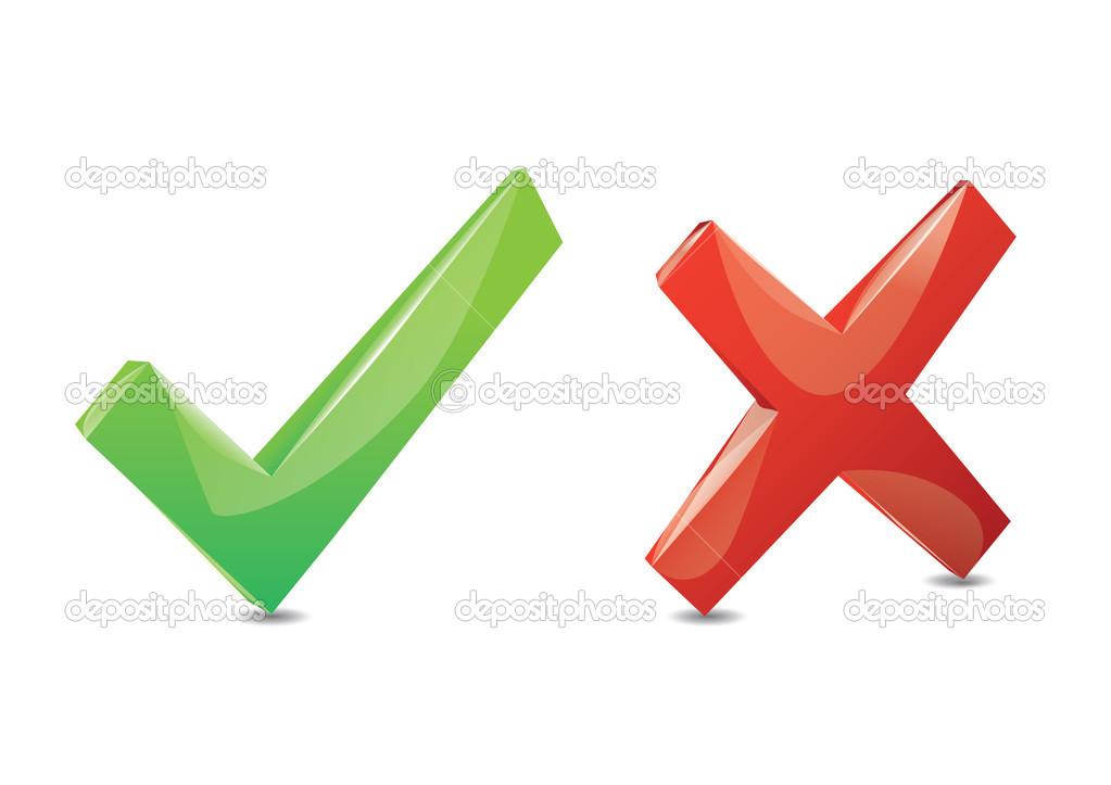 Cancelar-símbolo — Vector de stock #22156773 — Depositphotos