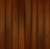 Wooden brown background — Stock Vector