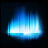 Abstact luz borrosa — Vector de stock