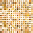 Abstract seamless pattern, mosaic background — Stock Vector