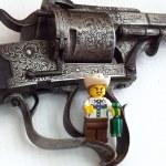 Gun — Stock Photo