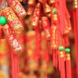 Stock Photo: Fake chinese firecrackers