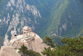 Huashan chess pavilion — Stock Photo