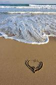 Heart shape — Foto Stock