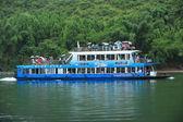 Imbarcazione da diporto di piccole — Foto Stock