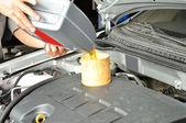 Reparación de coches — Foto de Stock