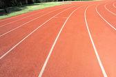 Koşu parkuru — Stok fotoğraf