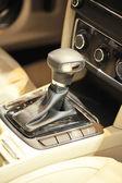 Car interior — Stock Photo