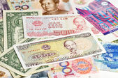 International currency — Stock Photo