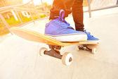 Skate femme — Photo