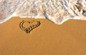 Forme de coeur — Photo