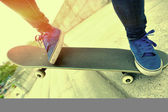 Skate — Foto Stock