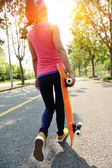 Skateboarder — Stock fotografie