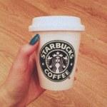 Starbucks coffe — Stock Photo #22239221