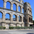 Colosseum in Pula, Croatia — Stock Photo #22939160