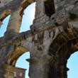 Colosseum in Pula, Croatia — Stock Photo