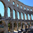 Colosseum in Pula, Croatia — Stock Photo #22939200