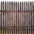 Picket fence — Stock Photo #23580687