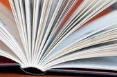 Opened book — Stock Photo