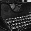 Old Typewriter — Stockfoto #26328761