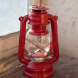 Kerosene lamp — Foto Stock