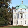 Belvedere in the Garden of Charlottenburg Palace in Berlin - Stock Photo