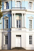 Belvedere facade in the Garden of Charlottenburg Palace in Berlin — Stock Photo