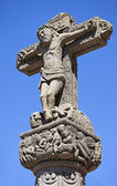 Cruz de Tejeda, cross of Tejeda, Tenerife — Stock Photo