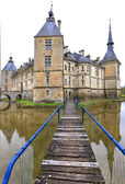 Medieval chateau of Sully, France — Stock Photo