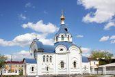 ロシアのキリスト教の教会 — ストック写真