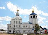 Rusya'nın Hıristiyan Kilisesi — Stok fotoğraf