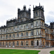 Downton Abbey (Highclere Castle) — Foto Stock