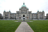 British Columbia Legislature Building — Stock Photo