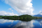 Lago escocés — Foto de Stock