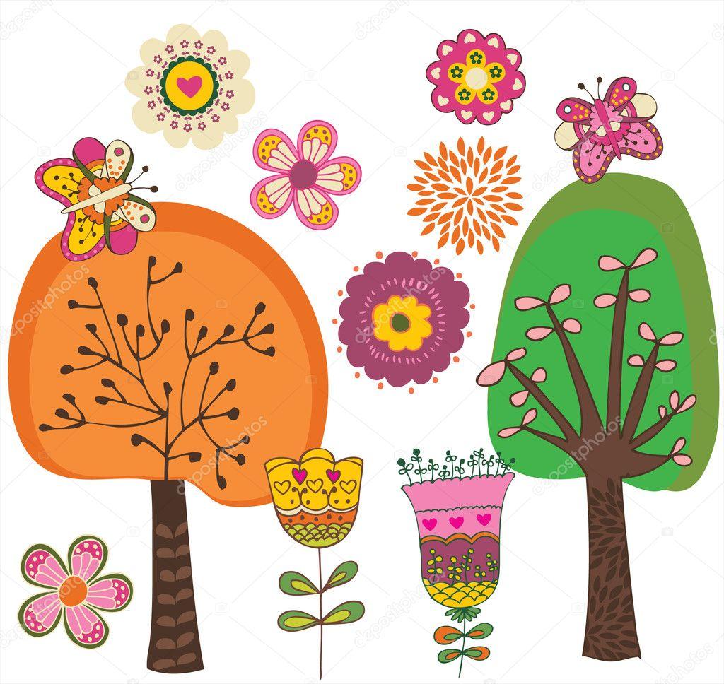 Картинки весны природа печатать