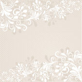 Background in beige — Stock Vector