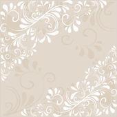 Background in beige — Stock Vector