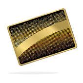 Coupon card — Stock Vector