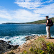 Hiking in Acadia National Park — Stock Photo #22990462