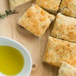 Focaccia bread — Stock Photo #25648651